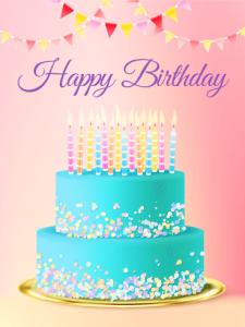 verjaardagskaart wensen