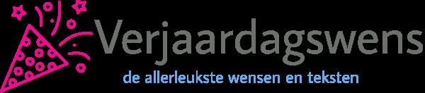 verjaardagswensen logo