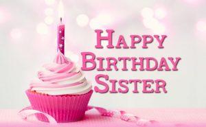 gefeliciteerd zus verjaardag