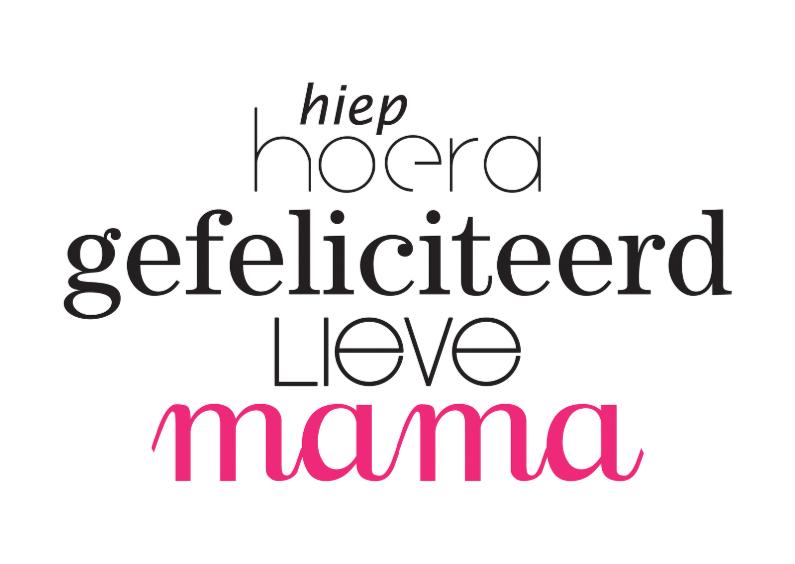 Verjaardagswensen Mama Gelukkige Verjaardag Mama